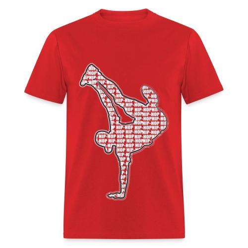 Breaking - Men's T-Shirt