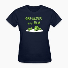 Gre-nades and Ham Women's T-Shirts