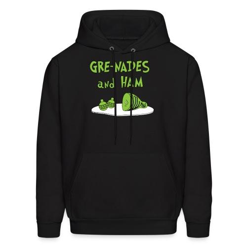 GRE-NADES and HAM - Men's Hoodie