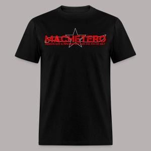 MACHETERO BLACK MEN - Men's T-Shirt