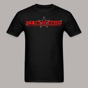 MACHETERO BLACK MEN - Men's T-Shirt