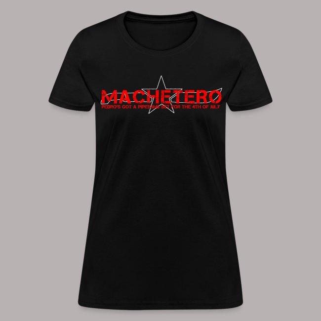 MACHETERO BLACK WOMEN