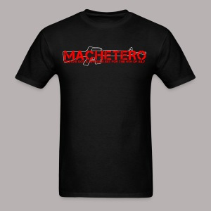 MACHETERO M16 BLACK MENS - Men's T-Shirt