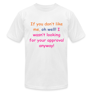 Oh well.... - Men's T-Shirt by American Apparel