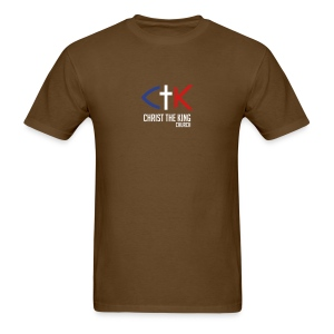 CTK Men's - Brown - Men's T-Shirt
