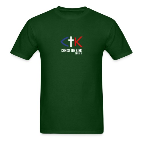 CTK Men's - Green - Men's T-Shirt