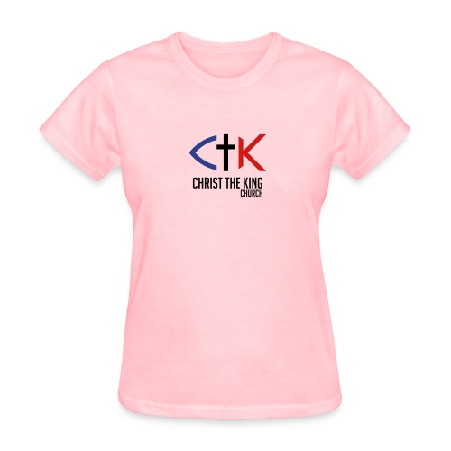 CTK Woman's - Pink - Women's T-Shirt