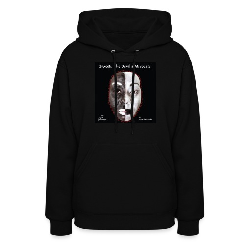 Limited edition 2Faced: The Devil's AdvocateLadies' Hoodie - Women's Hoodie