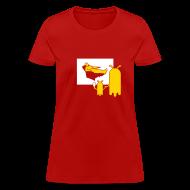 Women's T-Shirts ~ Women's T-Shirt ~ [naturalhabitat]