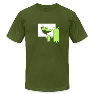 T-Shirts ~ Men's T-Shirt by American Apparel ~ [naturalhabitat]