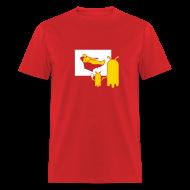 T-Shirts ~ Men's T-Shirt ~ [naturalhabitat]