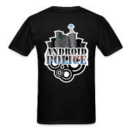 T-Shirts ~ Men's T-Shirt ~ Android Police - Front & Back