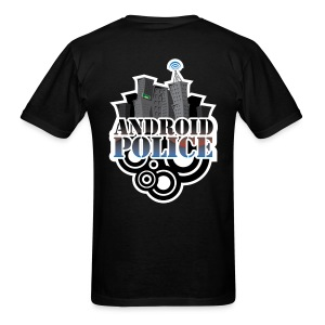 Android Police - Front & Back - Men's T-Shirt
