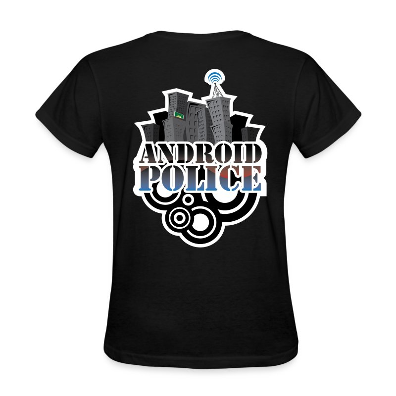 Android Police - Front & Back - Women's T-Shirt