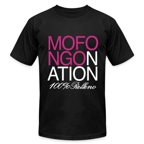 100% Relleno - Men's Fine Jersey T-Shirt