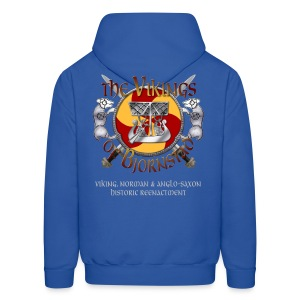 Vikings of Bjornstad Hooded Sweatshirt - Men's Hoodie