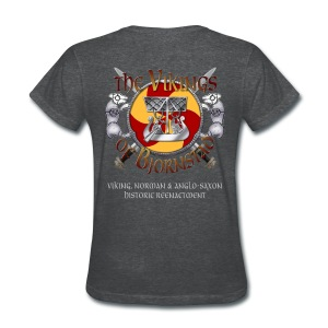 Vikings of Bjornstad Woman's Standard Weight T-Shirt - Women's T-Shirt