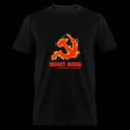T-Shirts ~ Men's T-Shirt ~ Broviet Russia