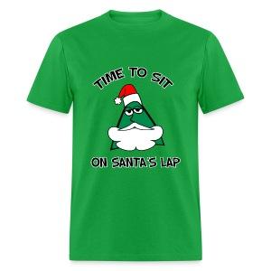 Santa Sneable (Men's Tee) - Men's T-Shirt