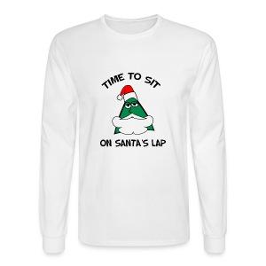 Snata Sneables (Men's) - Men's Long Sleeve T-Shirt