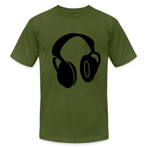 olive MEN'S shirt - Men's Fine Jersey T-Shirt