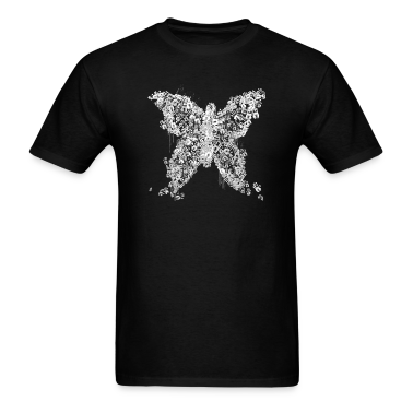 Bioshock Rapture Family Butterfly T-Shirts