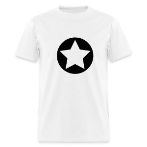 Lucky Star - Men's T-Shirt
