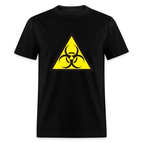 Biohazard - Men's T-Shirt