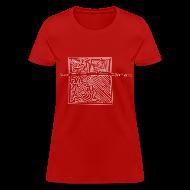 Women's T-Shirts ~ Women's T-Shirt ~ Happiness (Women's)