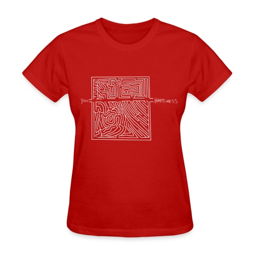 Happiness (Women's) - Women's T-Shirt