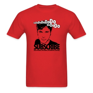 Da da do do do do do do do, Subscribe. - Men's T-Shirt