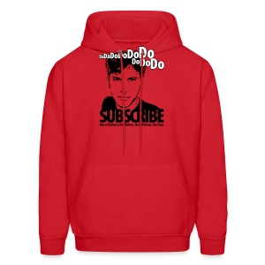 Da da do do do do do do do, Subscribe. - Men's Hoodie