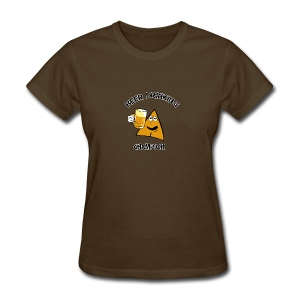 Sneables Women's Beer Drinking Shirt - Women's T-Shirt