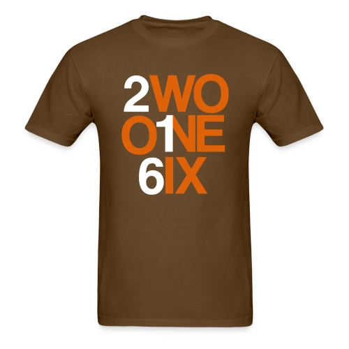 216 Browns - Men's T-Shirt