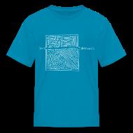 Kids' Shirts ~ Kids' T-Shirt ~ Happiness (Children's Size)