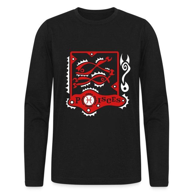 Zodiacshirts Pisces Fishes Zodiac Shirt Design Astrology