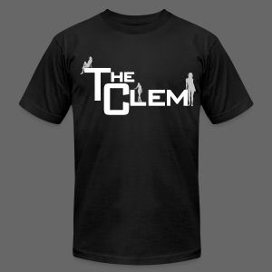 The Clem Men's American Apparel Tee - Men's T-Shirt by American Apparel