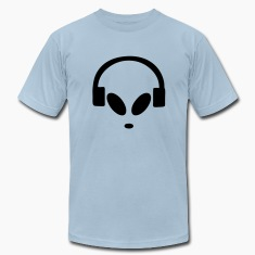 alien_dj T-Shirts