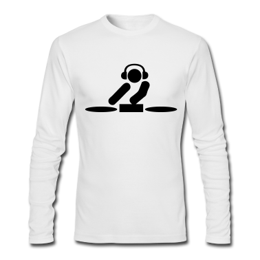 dj Long Sleeve Shirts