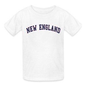 New England Children's T-Shirt - Kids' T-Shirt