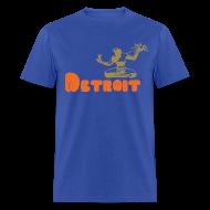 T-Shirts ~ Men's T-Shirt ~ Spirit of Detroit Men's Standard Weight T-Shirt