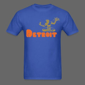 Spirit of Detroit Men's Standard Weight T-Shirt - Men's T-Shirt