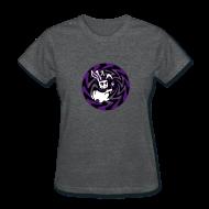 T-Shirts ~ Women's T-Shirt ~ Rabbit Hole-Purple