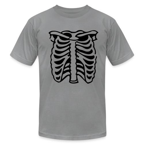 Skeleton Black - Men's  Jersey T-Shirt