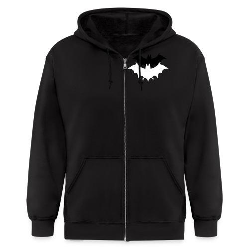 zipper hoodie 1 - Men's Zip Hoodie