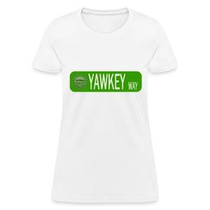 Yawkey Way Women's Standard Weight T-Shirt - Women's T-Shirt
