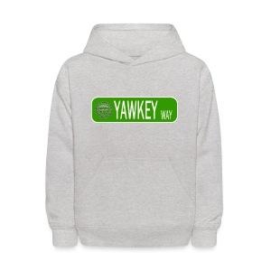 Yawkey Way Kid's Hooded Sweatshirt - Kids' Hoodie