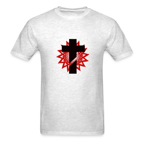 cross1 - Men's T-Shirt