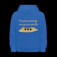 Sweatshirts ~ Kids' Hoodie ~ Three Wise Men