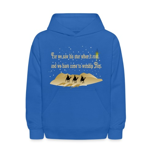 Three Wise Men - Kids' Hoodie